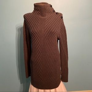 Armani exchange long sweater